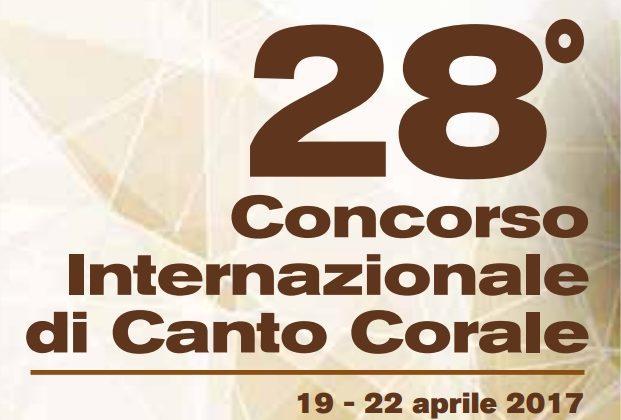 XXVIII CONCORSO INTERNAZIONALE DI CANTO CORALE